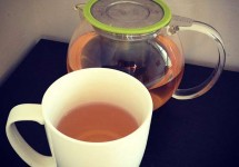 Ginger & Cinnamon Tea
